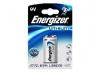 Batterijen Energizer 9V 1/L522